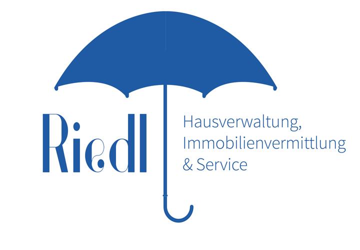 Riedl Hausverwaltung Immobilienvermittlung & Service Logo